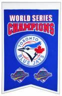 Toronto Blue Jays Champs Banner