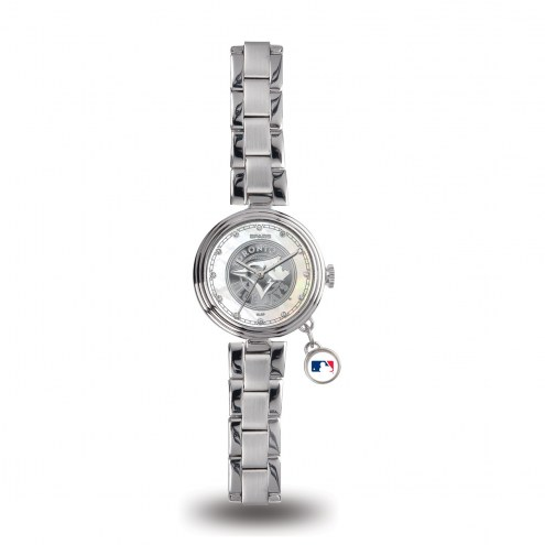 Toronto Blue Jays Women's Charm Watch