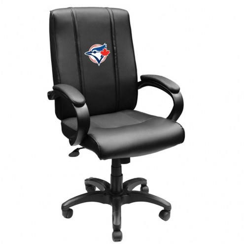 Toronto Blue Jays XZipit Office Chair 1000 with Secondary Logo
