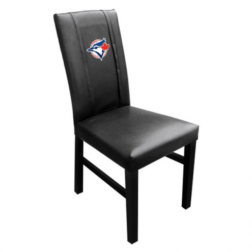 Toronto Blue Jays XZipit Side Chair 2000 with Secondary Logo