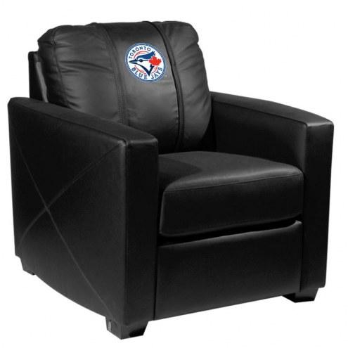 Toronto Blue Jays XZipit Silver Club Chair