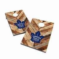 Toronto Maple Leafs 2' x 3' Cornhole Bag Toss