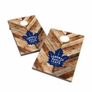 Toronto Maple Leafs 2' x 3' Cornhole Bag Toss