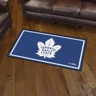Toronto Maple Leafs 3' x 5' Area Rug