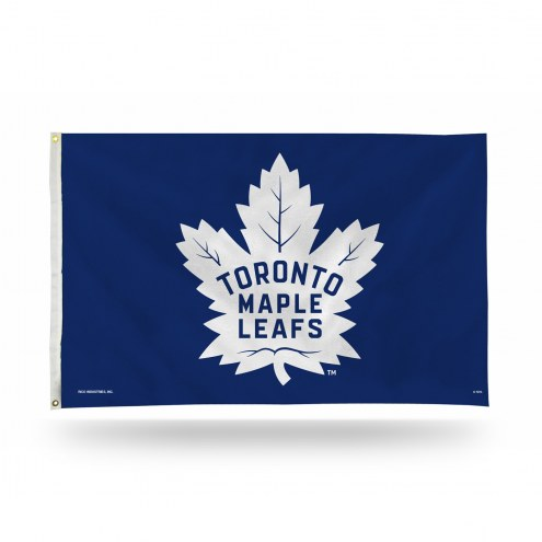 Toronto Maple Leafs 3' x 5' Banner Flag
