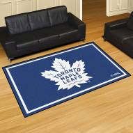 Toronto Maple Leafs 5' x 8' Area Rug
