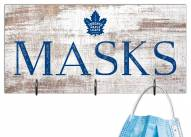 "Toronto Maple Leafs 6"" x 12"" Mask Holder"
