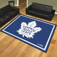 Toronto Maple Leafs 8' x 10' Area Rug