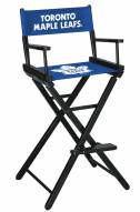 Toronto Maple Leafs Bar Height Director's Chair