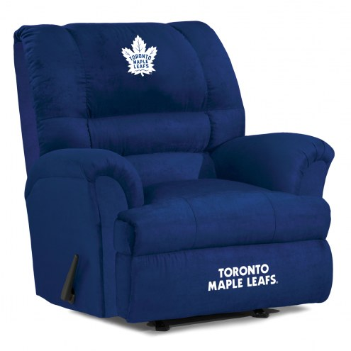 Toronto Maple Leafs Big Daddy Recliner