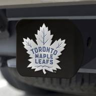 Toronto Maple Leafs Black Color Hitch Cover