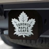 Toronto Maple Leafs Black Matte Hitch Cover
