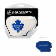 Toronto Maple Leafs Blade Putter Headcover