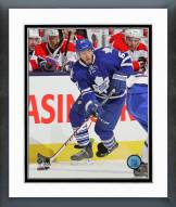 Toronto Maple Leafs Brandon Kozun Action Framed Photo