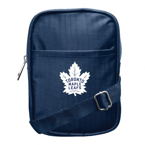 Toronto Maple Leafs Camera Crossbody Bag