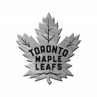 Toronto Maple Leafs Chrome Car Emblem