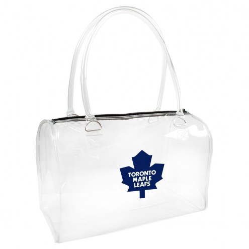 Toronto Maple Leafs Clear Bowler