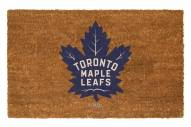 Toronto Maple Leafs Colored Logo Door Mat