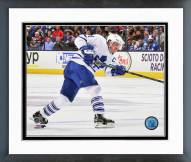 Toronto Maple Leafs Dion Phaneuf Action Framed Photo