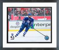 Toronto Maple Leafs Dion Phaneuf NHL Winter Classic Framed Photo