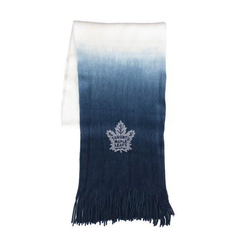 Toronto Maple Leafs Dip Dye Scarf