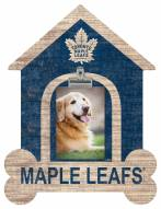 Toronto Maple Leafs Dog Bone House Clip Frame