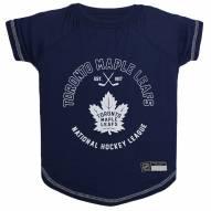 Toronto Maple Leafs Dog Tee Shirt