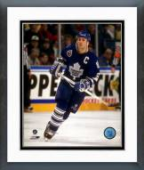 Toronto Maple Leafs Doug Gilmour 1992-93 Action Framed Photo