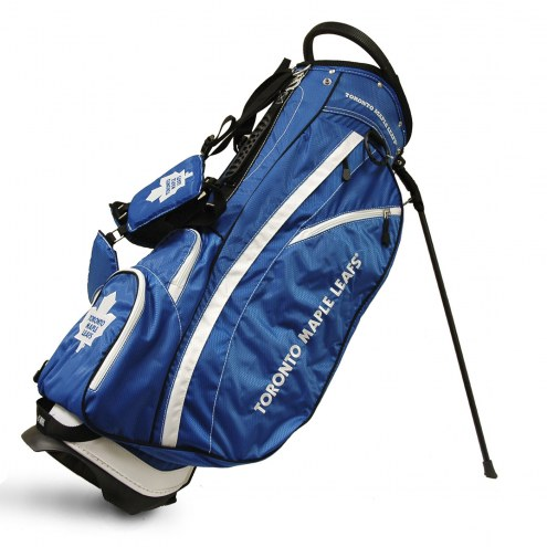 Toronto Maple Leafs Fairway Golf Carry Bag