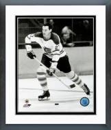 Toronto Maple Leafs Frank Mahovlich Action Framed Photo