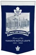 Toronto Maple Leafs Gardens Banner