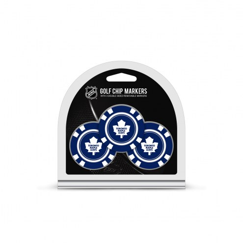 Toronto Maple Leafs Golf Chip Ball Markers