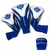 Toronto Maple Leafs Golf Headcovers - 3 Pack