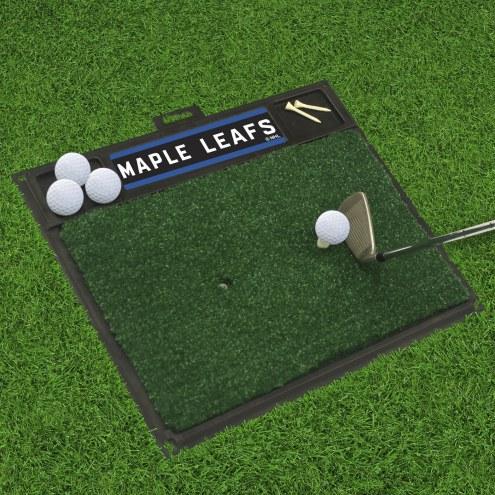 Toronto Maple Leafs Golf Hitting Mat