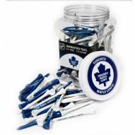 Toronto Maple Leafs 175 Golf Tee Jar