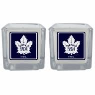 Toronto Maple Leafs Graphics Candle Set