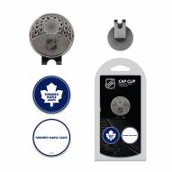 Toronto Maple Leafs Hat Clip & Marker Set