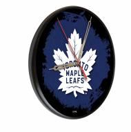 Toronto Maple Leafs Digitally Printed Wood Clock