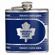 Toronto Maple Leafs Hi-Def Stainless Steel Flask