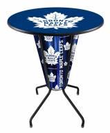 Toronto Maple Leafs Indoor Lighted Pub Table