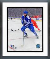 Toronto Maple Leafs Jake Gardiner NHL Winter Classic Framed Photo
