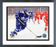 Toronto Maple Leafs James van Riemsdyk 2014 Winter Classic Framed Photo