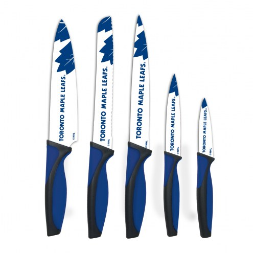 Toronto Maple Leafs Kitchen Knives