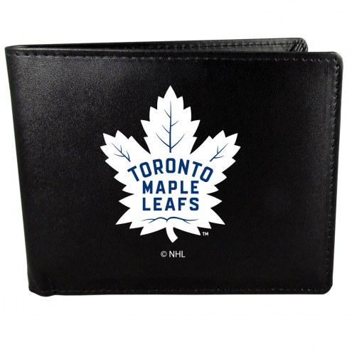 Toronto Maple Leafs Large Logo Bi-fold Wallet
