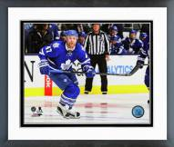 Toronto Maple Leafs Leo Komarov Action Framed Photo