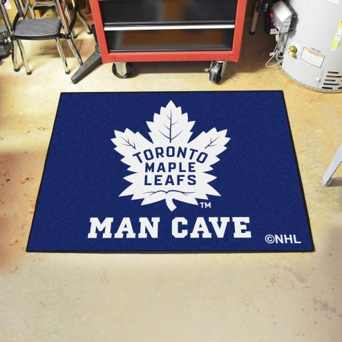 Toronto Maple Leafs Man Cave All-Star Rug