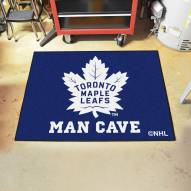 Toronto Maple Leafs Man Cave All-Star Rug