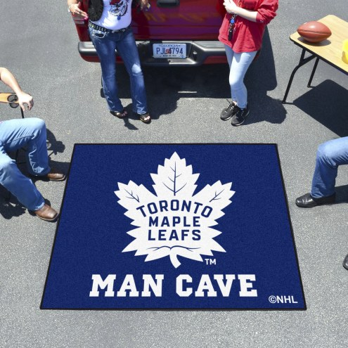 Toronto Maple Leafs Man Cave Tailgate Mat