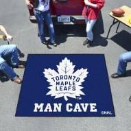 Toronto Maple Leafs Man Cave Tailgate Mat