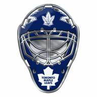 Toronto Maple Leafs Mask Car Emblem